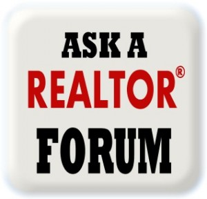 Glassy ButtonASK A REALTOR FORUM