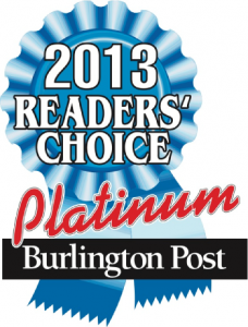 2013 readers choice Award